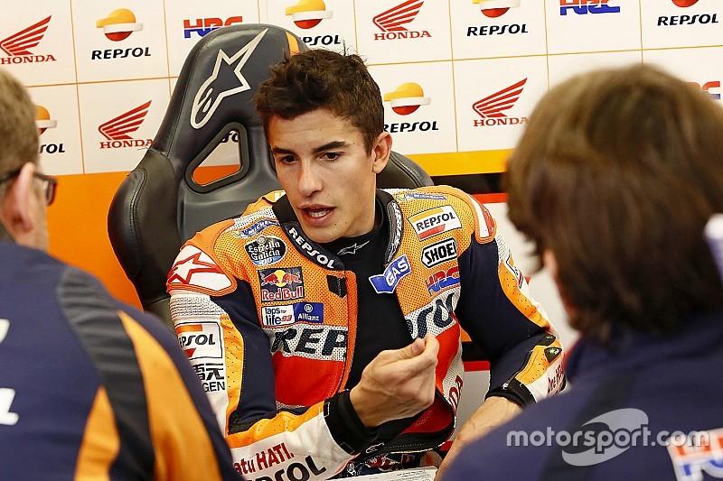 """Marquez: """"Sono felice della pole, ma Lorenzo e Rossi sono vicini"""""""