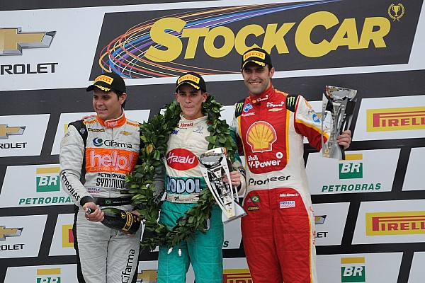 Stock Car Brasil Brazilian V8 Stock Cars: Sunday at the Velopark with Cacá Bueno and Diego Nunes' victories