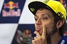 Rossi assume erro por queda e tenta entender motivos