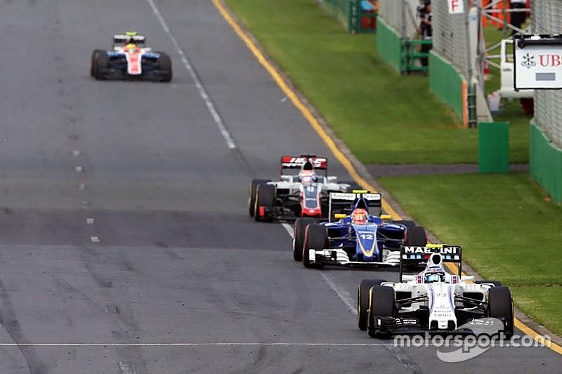 Williams: times devem esperar para mudar divisão de lucros