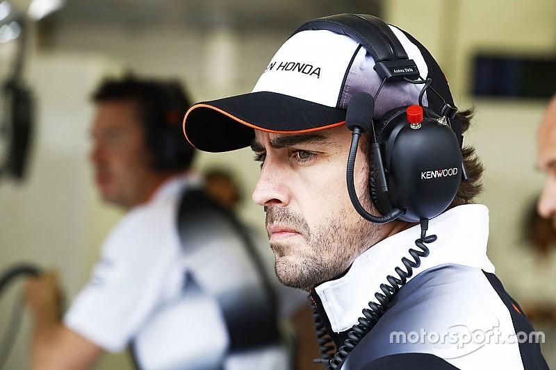 Alonso waant zich nog niet zeker van terugkeer in China