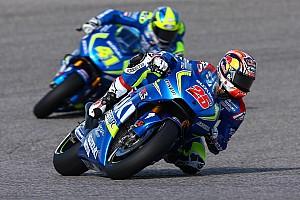 MotoGP Résumé d'essais Suzuki teste des nouveautés en essais privés