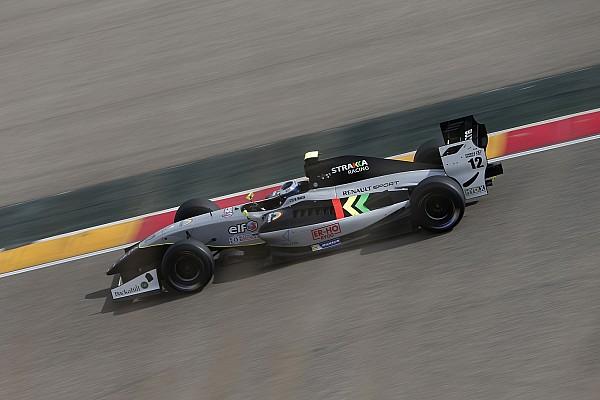 Strakka no estará en el estreno de la Fórmula 3.5 en Aragón