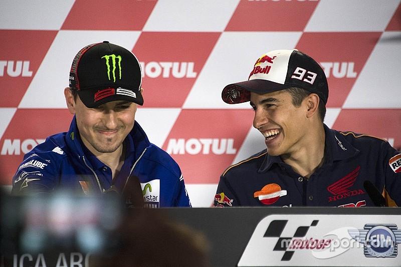 """Márquez: """"Espero que Lorenzo no se adapte a la Ducati"""""""
