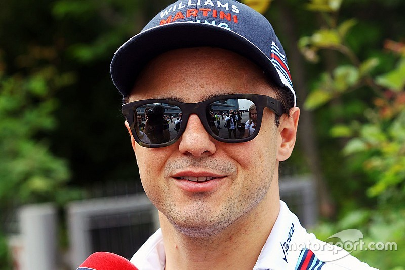 Massa resalta la unión de los pilotos en su cena