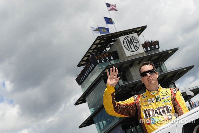 Kyle Busch no descarta disputar Indy 500 en el futuro