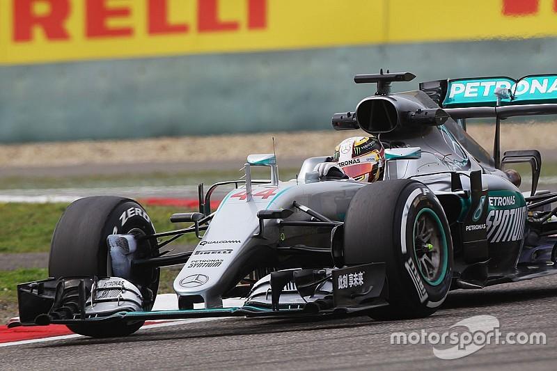 Hamilton cambió el motor pero no saldrá desde pitlane