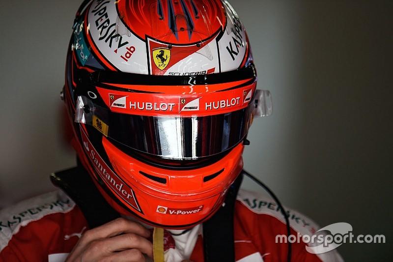 """Raikkonen: """"Tenía una buena oportunidad de conseguir la pole"""""""