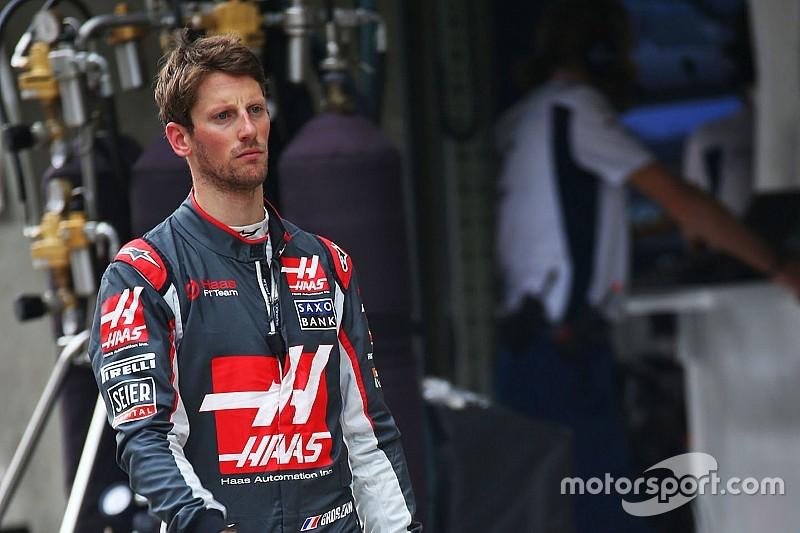 """Grosjean llama """"idiota"""" a Ericsson después de su incidente"""
