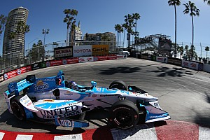IndyCar Contenu spécial La grille de départ du Grand Prix de Long Beach