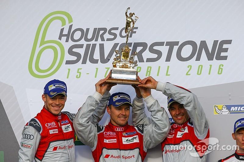 Despojan del triunfo a Audi en Silverstone