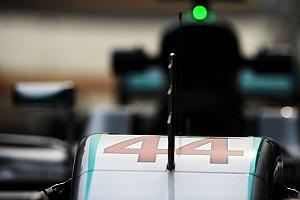 F1 Artículo especial Hamilton y el 44