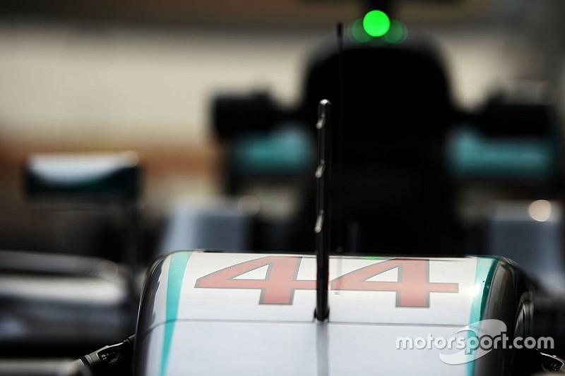 Hamilton y el 44