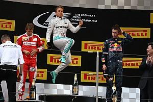 F1 Artículo especial Rosberg, talento y suerte