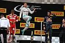 Rosberg, talento y suerte