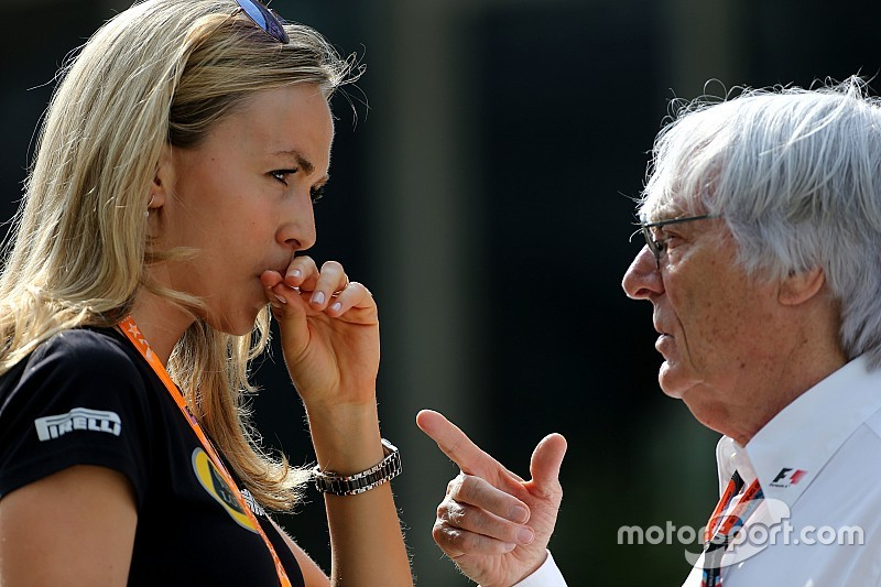 Bernie Ecclestone ataca a las mujeres piloto