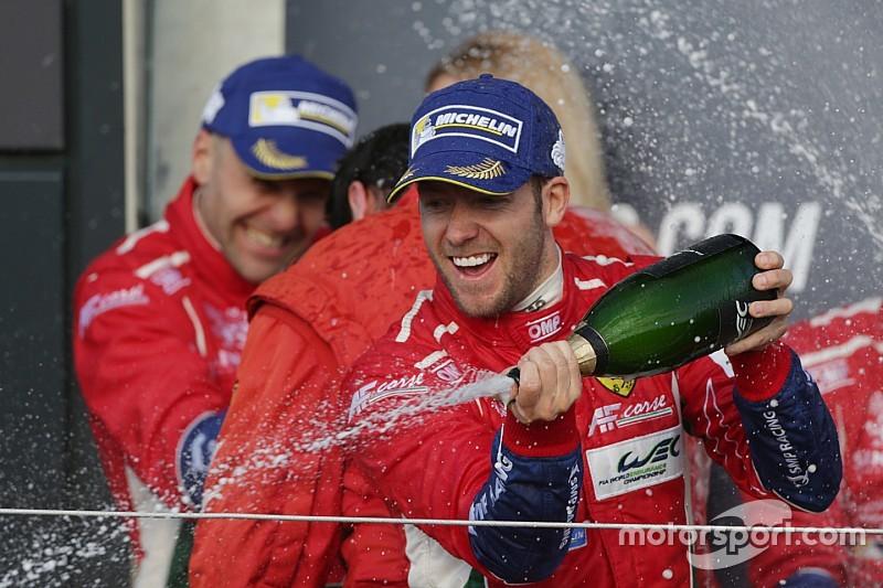 """La colonna di Bird: """"Che emozione la vittoria al debutto con Ferrari!"""""""