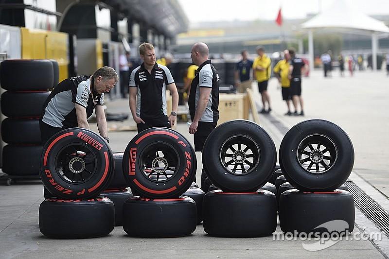 FIA подтвердила 25-дневную тестовую программу Pirelli