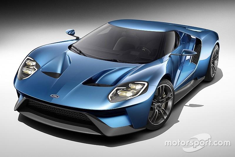 Ford GT: 7.000 gegadigden voor slechts 500 exemplaren