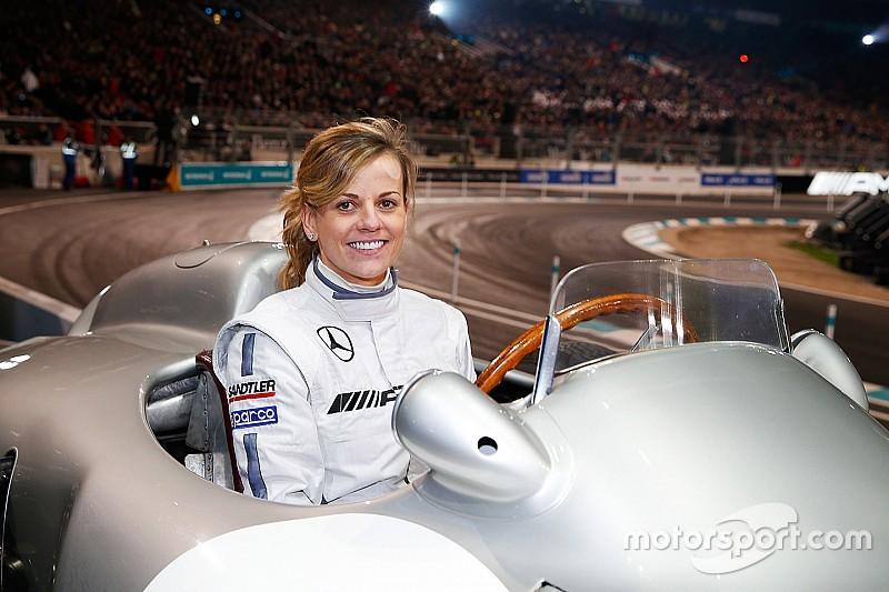 沃尔夫:埃克莱斯顿也想女车手参加F1