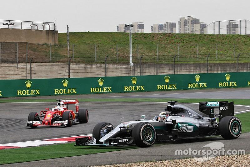 В Ferrari оценивают отставание от Mercedes в 0,1 секунды