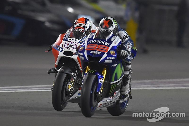 "Lorenzo: ""na Ducati há mais possibilidades de marcar época"""