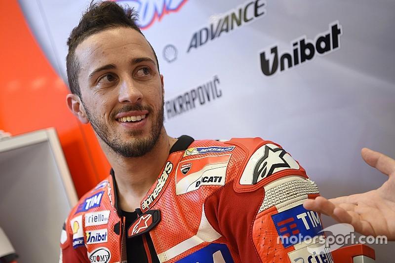 """Dovizioso: """"Ducati weet wat ik voor hen heb betekend"""""""