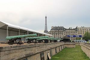 Formule E Actualités La Formule E veut être à Paris