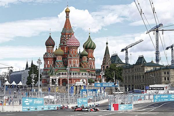 Formule E L'ePrix de Moscou menacé?