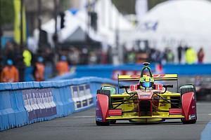 Формула E Отчет о гонке Ди Грасси выиграл на улицах Парижа