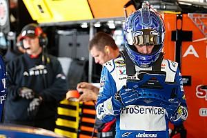 NASCAR Cup Reporte de prácticas Jimmie Johnson lidera la última práctica en Richmond