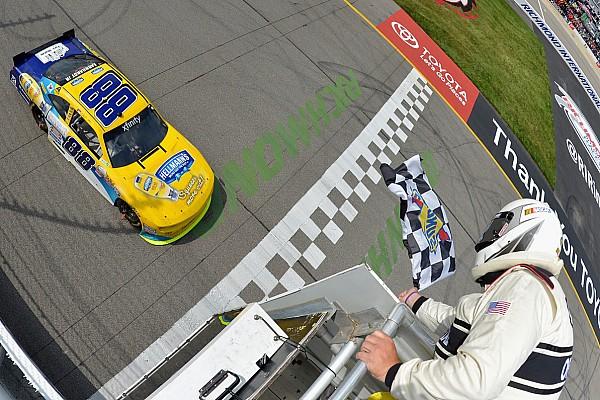 Xfinity Richmond: Dale Earnhardt Jr. feiert seinen ganz eigenen Sieg