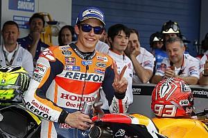 """MotoGP Noticias Márquez: """"Nakamoto me ha pedido que no me cayera"""""""