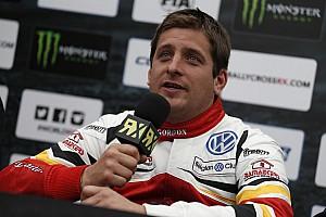 WK Rallycross Nieuws François Duval met supercar in WorldRX Mettet
