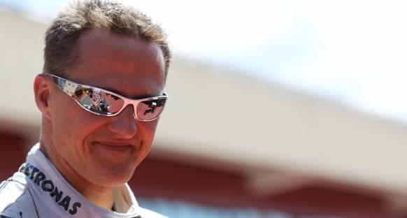 Schumacher, podyuma çıkmak için sabırsızlanıyor