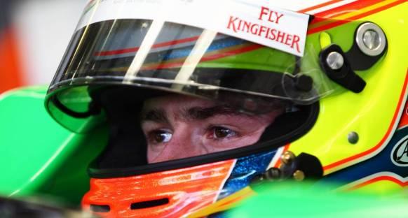 Force India test programını değiştirmek zorunda kaldı