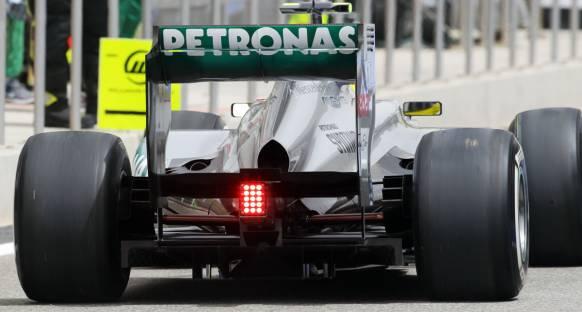 Rosberg: Gelişim süreci iyi gidiyor