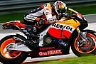 Moto Gp Antrenmanlarında Pedrosa zirveyi Rossi'ye bırakmadı