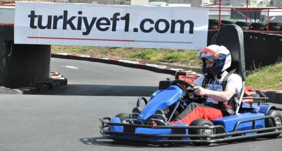 2012 TurkiyeF1 Karting Şampiyonası 2. Yarış