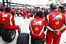 Ferrari: Pit stoplar daha hızlı olamaz