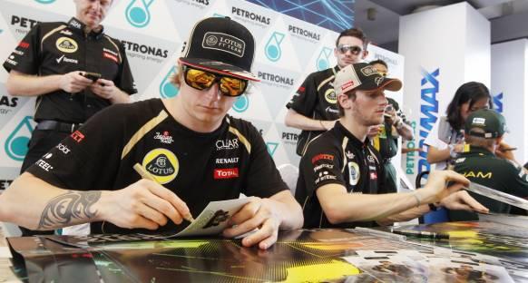 Raikkonen: Bahreyn de diğerleri gibi bir yarış