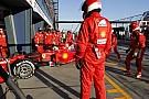 Ferrari pit ekibi bu yılın en hızlısı