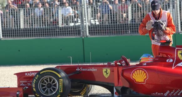 Alonso: Ferrari hemen birşeyler yapmalı