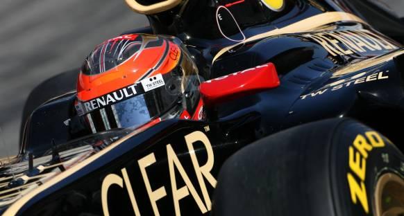 Romain Grosjean, Lotus'un formunu tüm sezona yaymasını umuyor