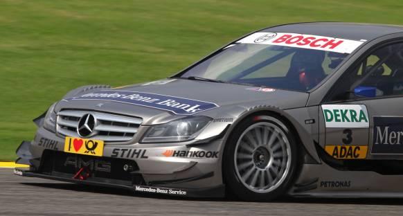 Jamie Green, Mercedes DTM'deki koltuğunu 2012'de de koruyacak