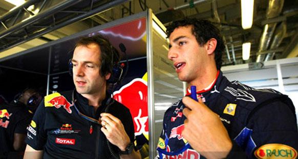 Ricciardo 2012'de alacağı parayı açıkladı