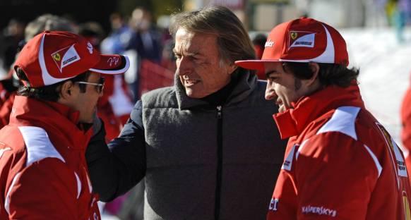 Montezemolo: 'Daha sezon başlamadan...'