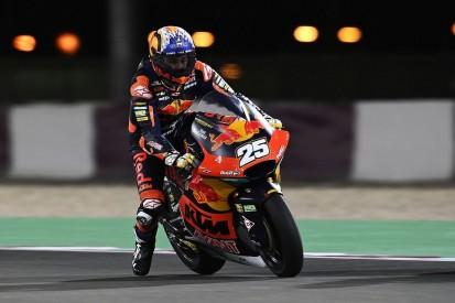 Moto2 FT2 in Katar (2): Rookie Fernandez markiert klare Bestzeit am Freitag