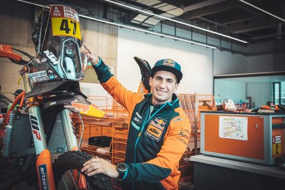 Kevin Benavides: KTM verpflichtet Dakar-Sieger von Honda
