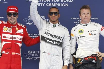 """Mercedes-Anfänge: Lewis Hamilton war zu Beginn """"ein Söldner"""""""